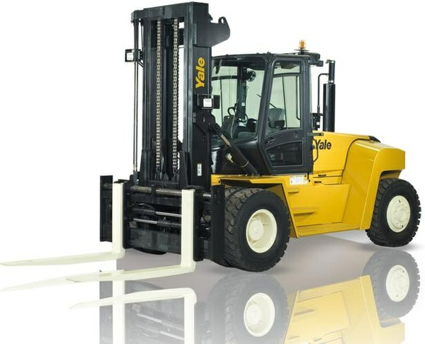 Yale Forklift (F877): GDP 130/140/160 EC (Europe), GDP 300/330/360 EC Workshop Service Manual