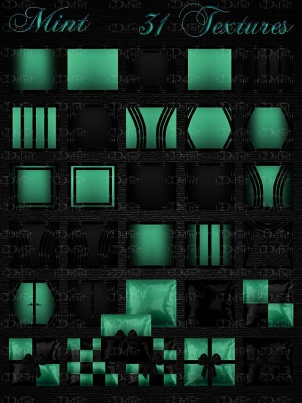 Mint Room Texture