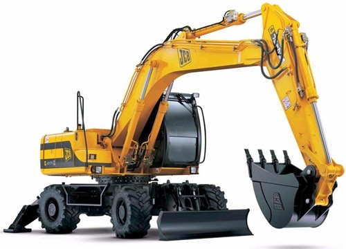 JCB JS200W Wheeled Excavator Service Repair Manual Download