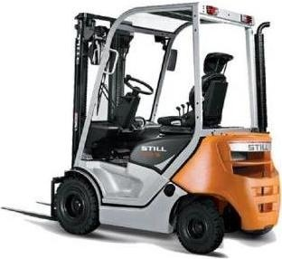 Still Diesel Forklift Truck RC40-16, RC40-18, RC40-20: R4041, R4042, R4043 Operating Instructions