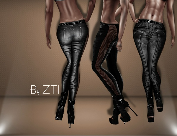 Leather GA Pants 14