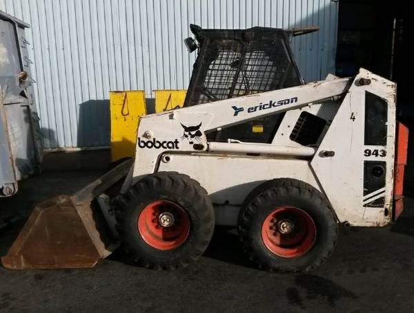Bobcat 943 Skid Steer Loader Service Repair Workshop Manual DOWNLOAD