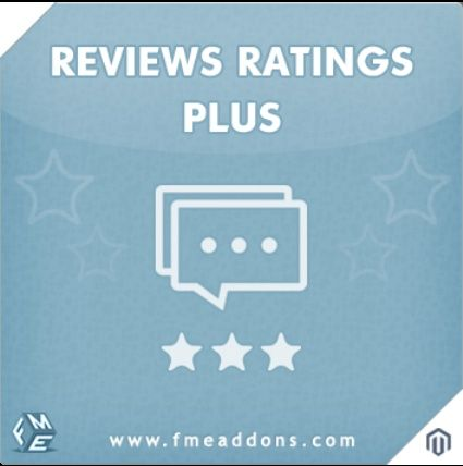 Product Review & Rating Module By FmeAddons For Magento