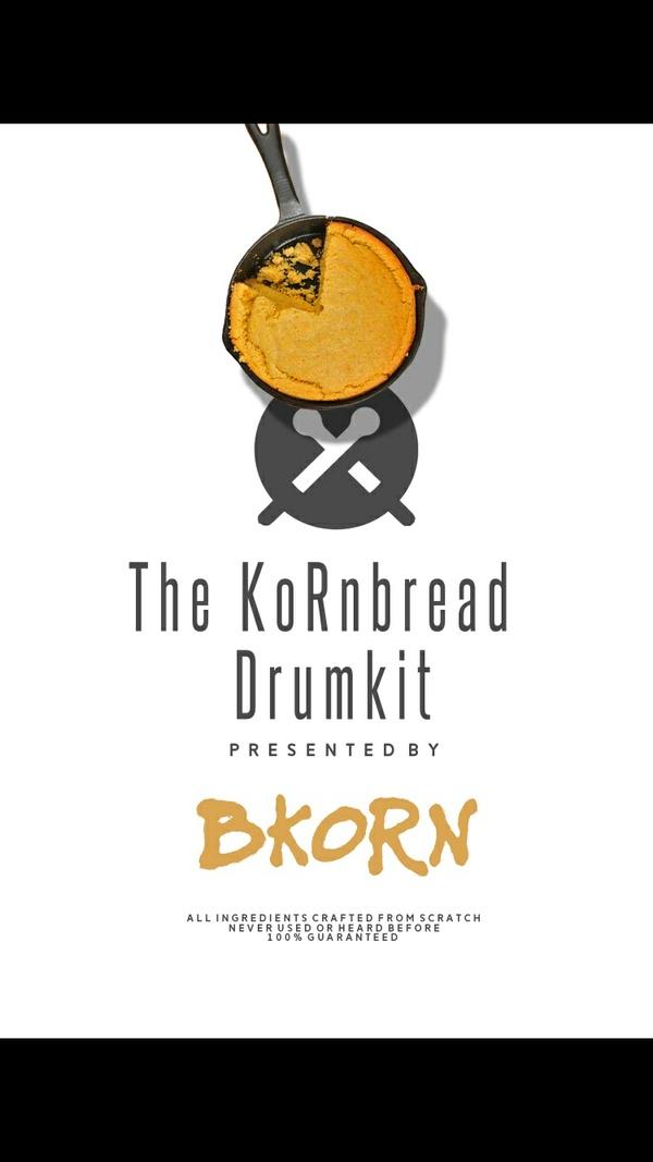 The KoRnbread Drum Kit