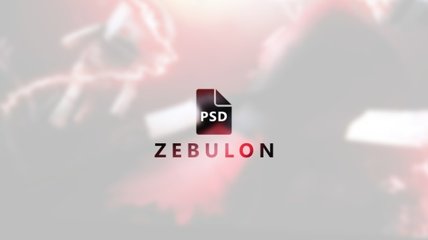 Zebulon Banner [PSD File]