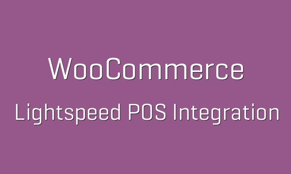 WooCommerce Lightspeed POS Integration 1.5.1 Extension