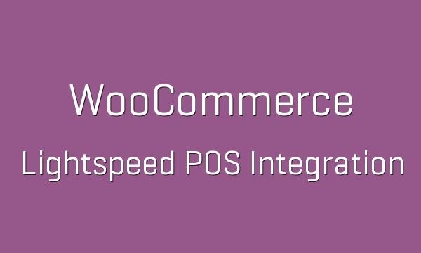 WooCommerce Lightspeed POS Integration 1.4.6 Extension