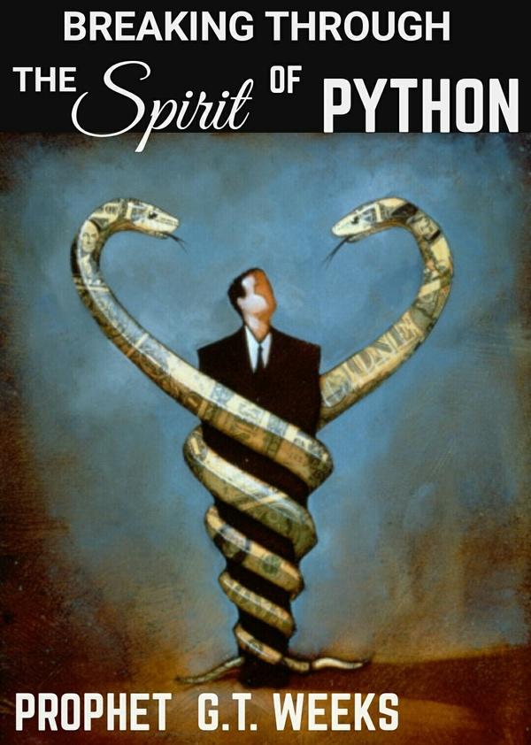 BREAKING THROUGH THE SPIRIT OF PYTHON