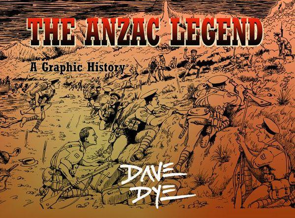 The Anzac Legend