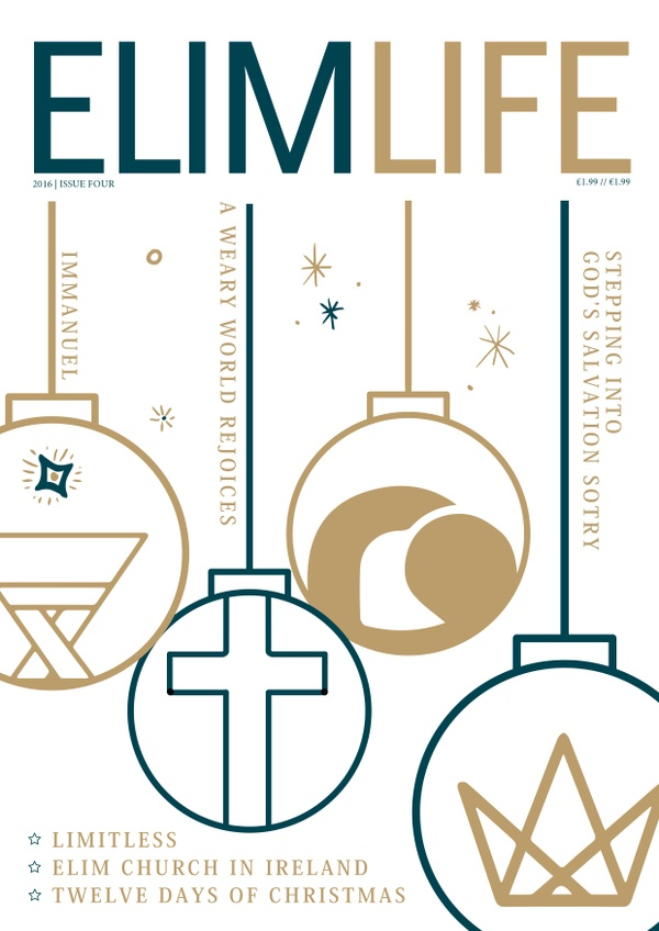 Elim Life Magazine | December 2016 Issue Four
