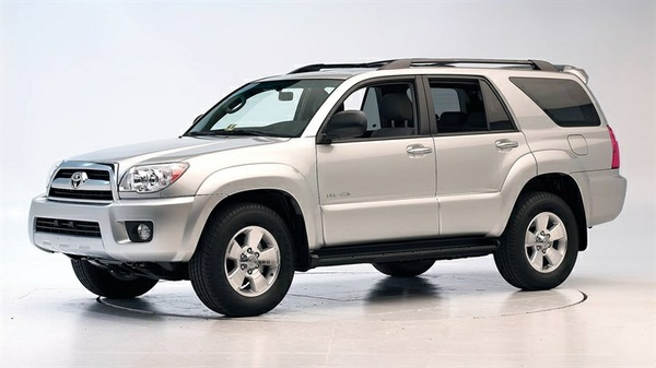 2007 Toyota 4Runner Factory Repair Manual