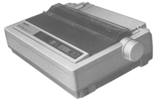Panasonic KX-P1150 Dot Matrix Printer Service Repair Manual