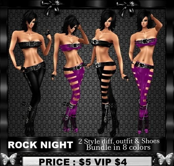 ROCK NIGHT BUNDLE