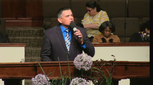 "Rev. Frank Solis 4-12-15pm "" Don't Miss Your Opportunity"" MP4"