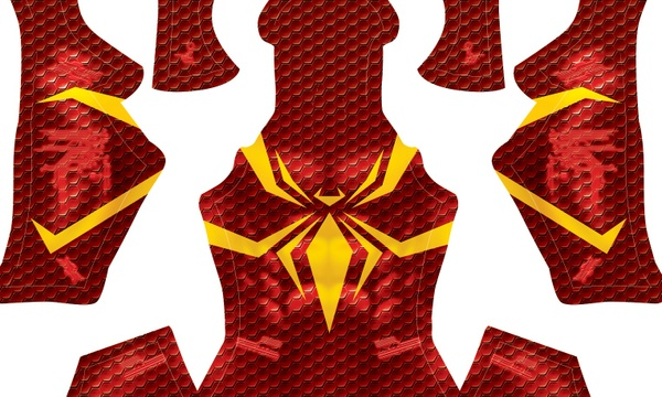 Iron Spider MARK III pattern