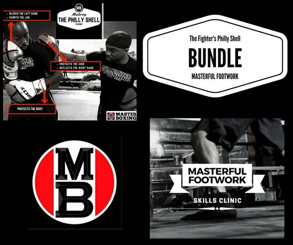 Philly Shell Fighter's Edition + Masterful Footwork BUNDLE