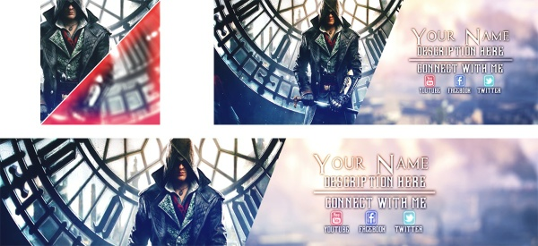 Assassins Creed Syndicate - Revamp Pack