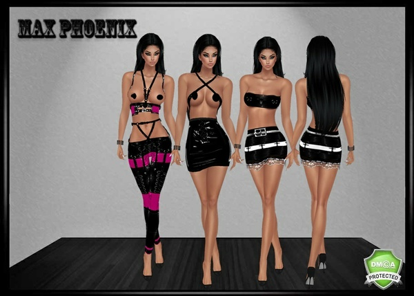 First 3 Pvc Outfits