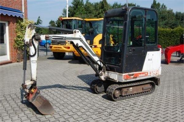 Bobcat X320 Hydraulic Excavator Service Repair Workshop Manual DOWNLOAD (S/N 511720001 & Above)