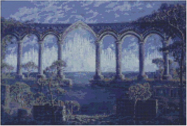 cross stitch pattern Mar-044c