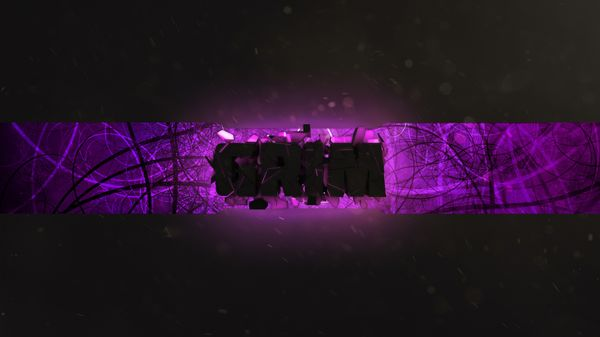 Custom Cinema 4D banner