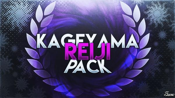Kageyama Reiji Custom Textures Pack