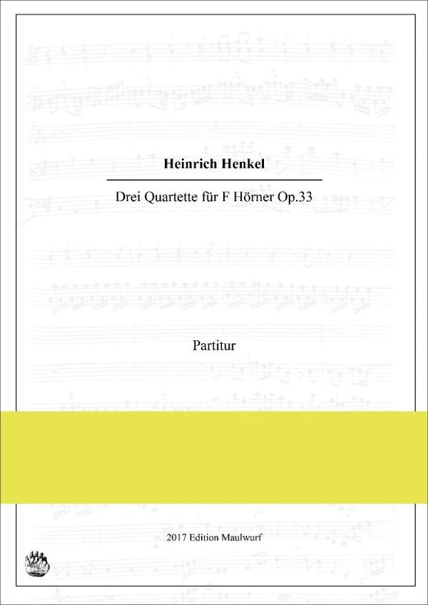 Heinrich Henkel Quartett