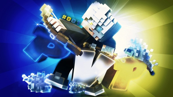 Minecraft Thumbnail+PSD FILE :D