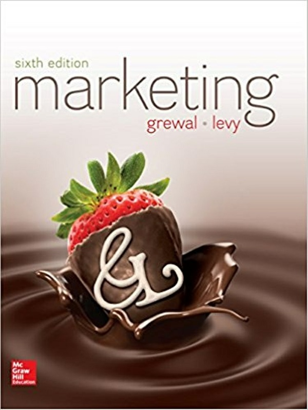 Marketing 6th Edition by Grewal and Levy ( PDF )