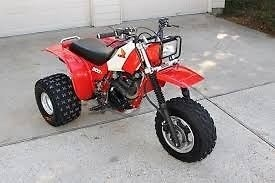 Honda ATC200X ATC 200X 1983 1984 1985 ATV Shop Service Repair Manual