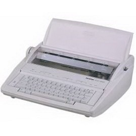 Brother Electronic Typewriter AX410 / GX100 / AX400 Parts Reference List