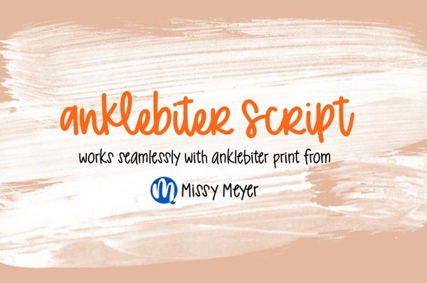 Anklebiter Script - A PWYW Script