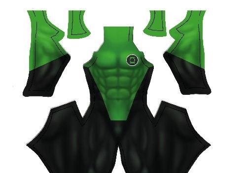 Green Lantren Kyle Ryner
