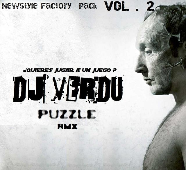 DJ VERDU - Newstyle Factory pack Vol. 2 - PUZZLE - ¿Quieres jugar a un juego?