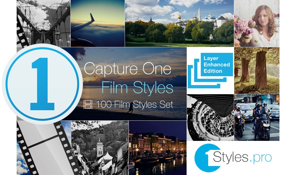 Original Film Styles Set LE - Sample Styles