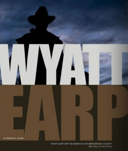 Wyatt Earp- After Tombstone