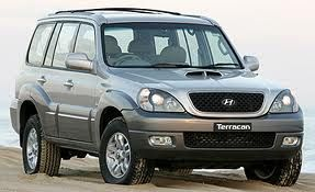 Hyundai Terracan 2002 2003 2004 2005 repair manual