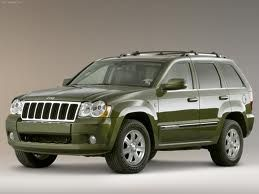 Jeep Grand Cherokee 2008 repair manual