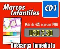 Marcos Infantiles CD 1
