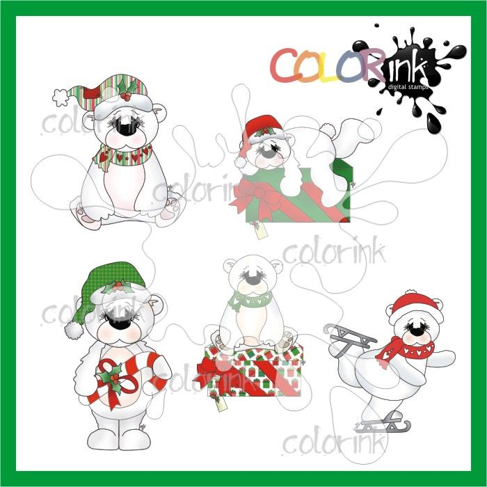 Polar Pals Mini Collection  & Lovely Snowmen Mini collection ONLY 5.50 €