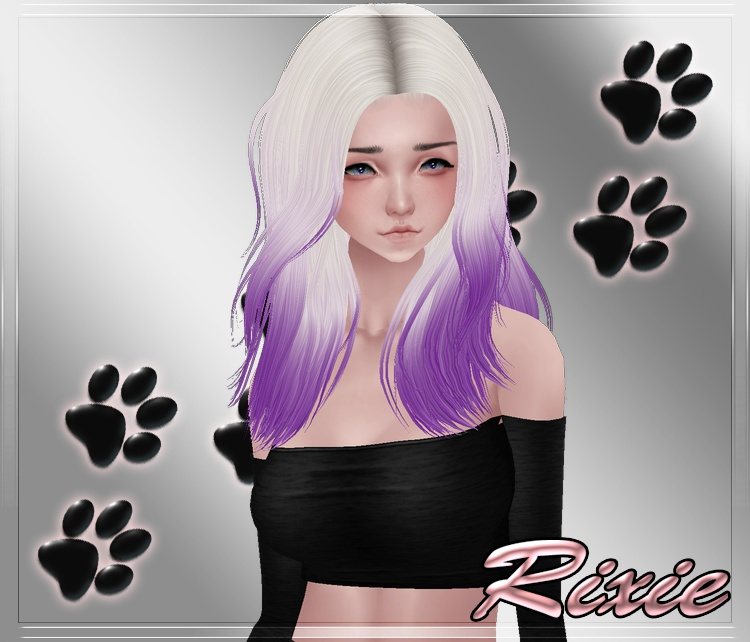 Kattiq Hair 55 Blorple