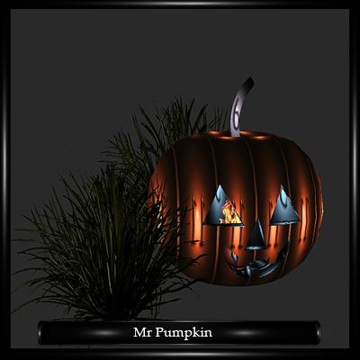 Halloween Mesh 37