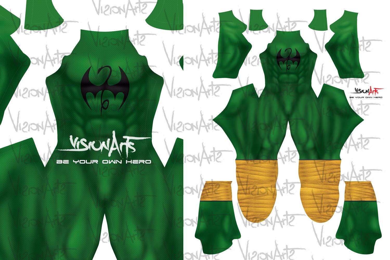 Iron Fist (Green)