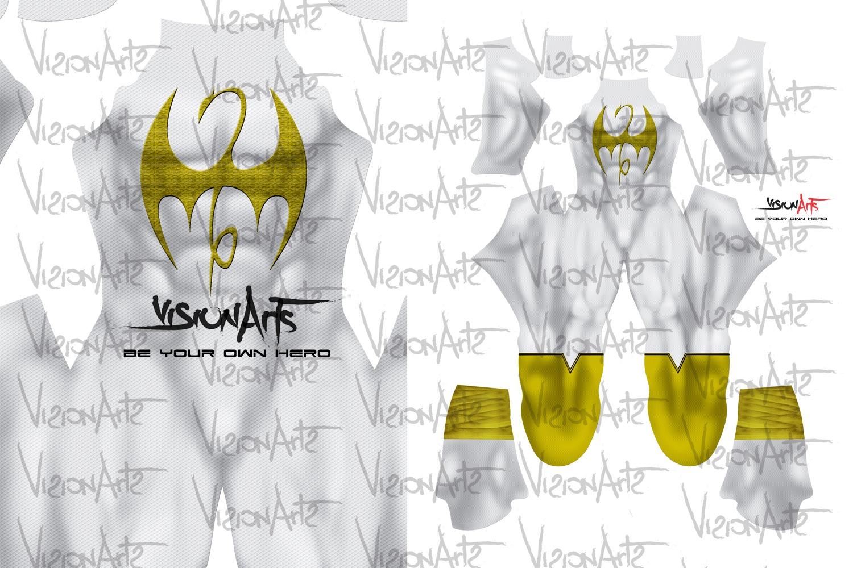 Iron Fist (White)