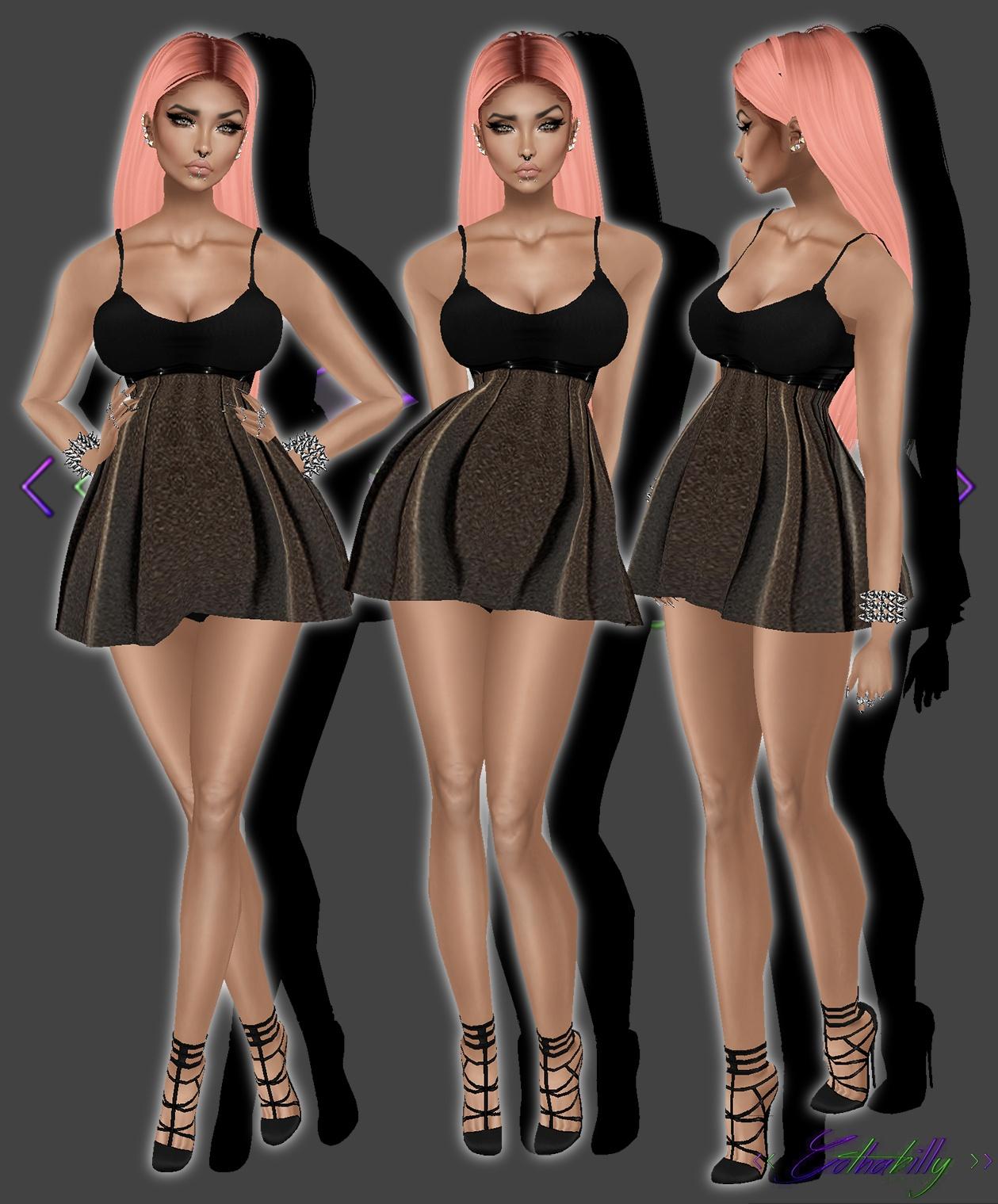 TONI dress ( DRESS ONLY )