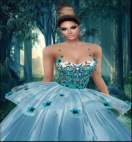 : .Asteria Ballgown. :