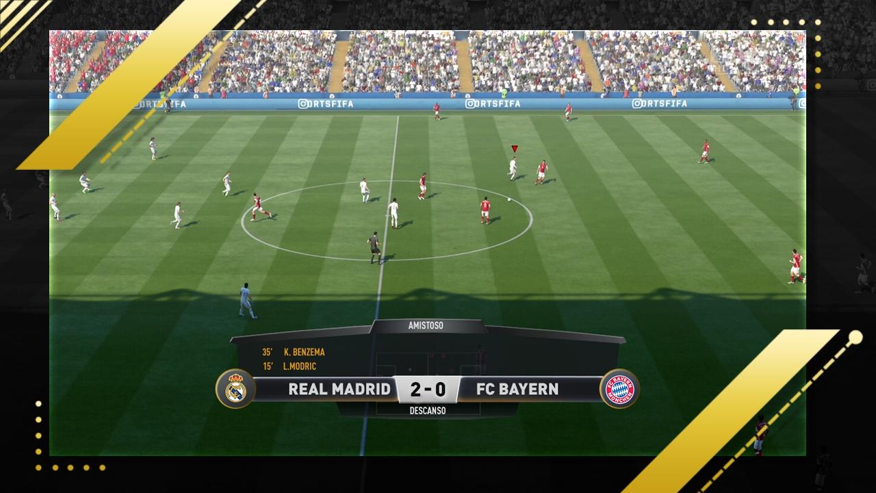 FIFA 17 DEMO | MARCADOR EDITABLE