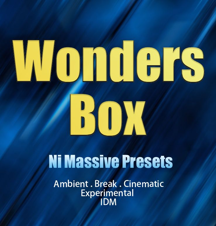 Wonders Box - 100 SQ Presets for Ni Massive