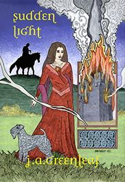 Sudden Light, by J.A. Greenleaf