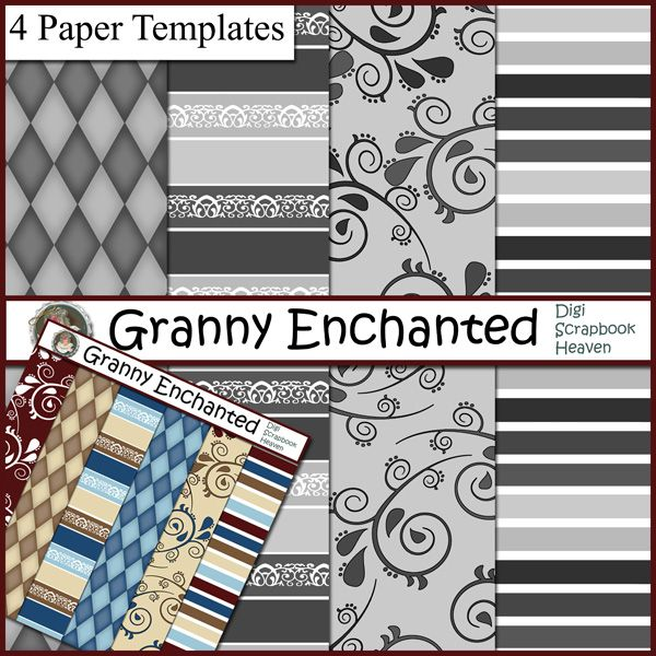 Belish Paper Templates